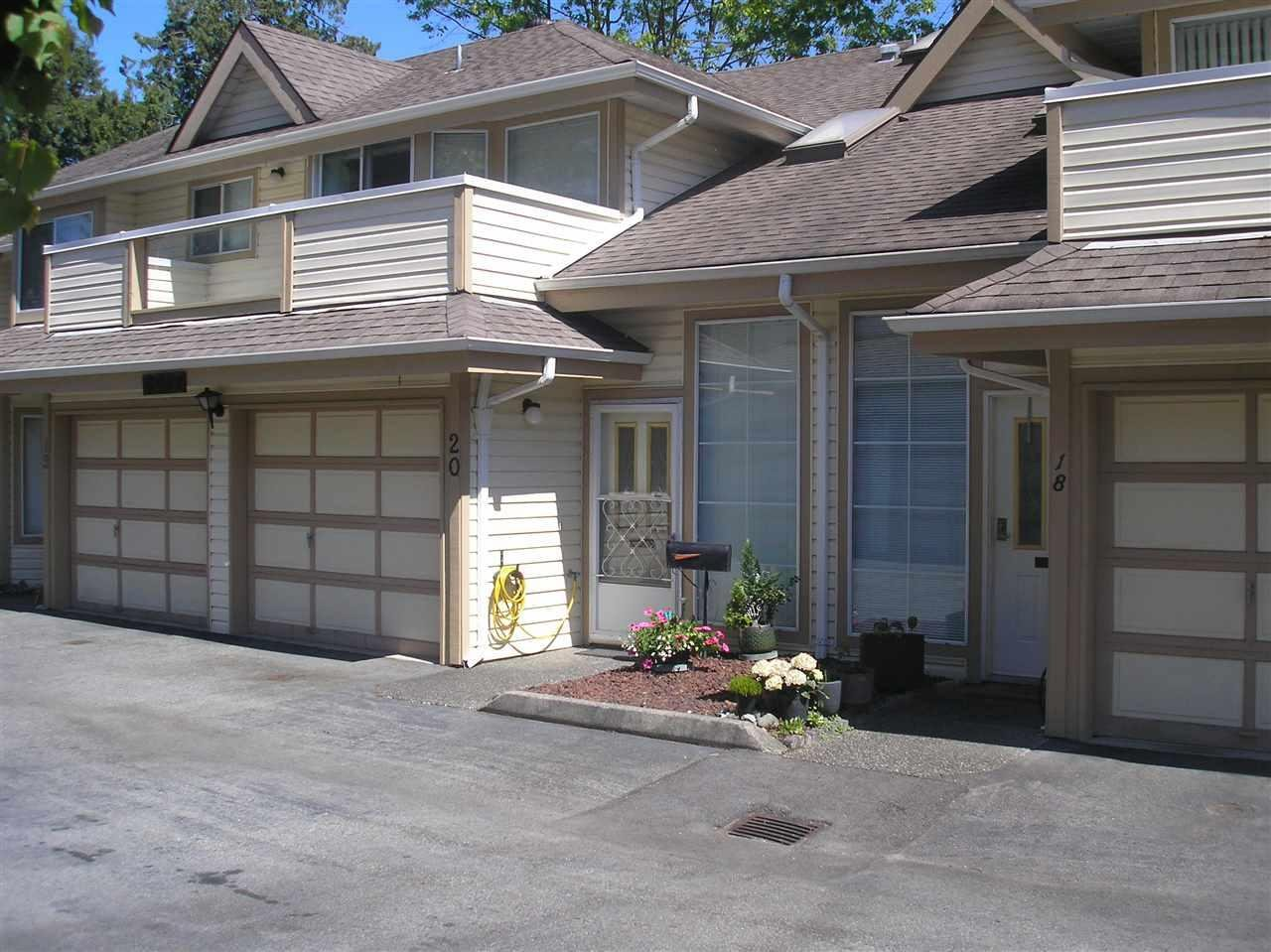 R2069350 - 20 9971 151 STREET, Guildford, Surrey, BC - Townhouse