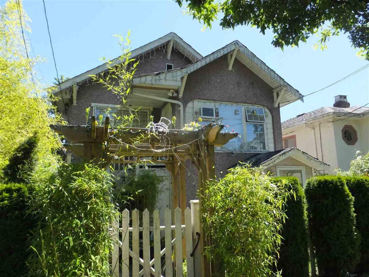 R2069545 - 4562 WALDEN STREET, Main, Vancouver, BC - House/Single Family