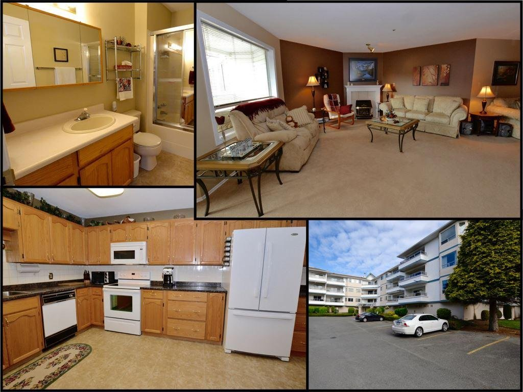 R2069783 - 206 5377 201A STREET, Langley City, Langley, BC - Apartment Unit