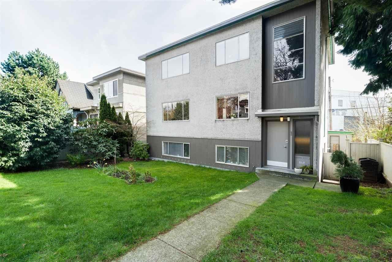 R2069906 - 840 E 16TH AVENUE, Fraser VE, Vancouver, BC - House/Single Family