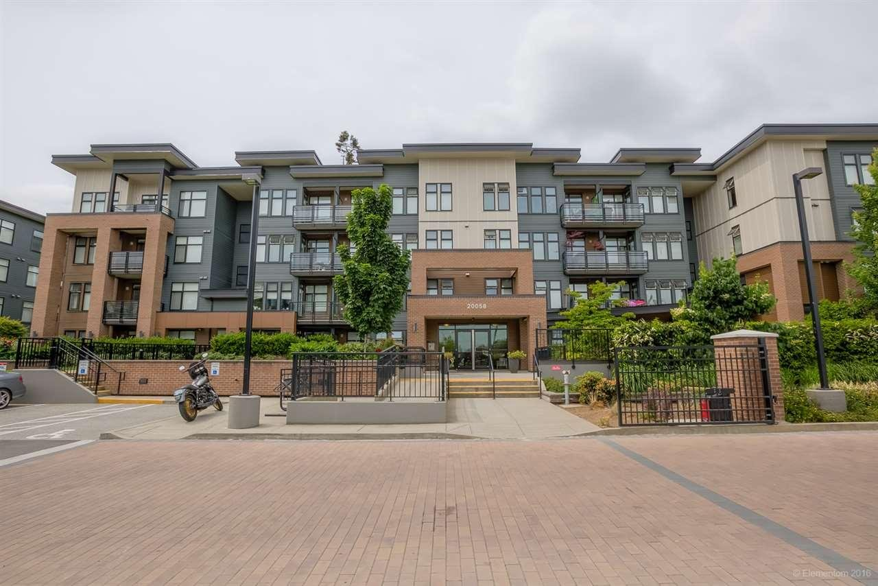 R2069991 - 209 20058 FRASER HIGHWAY, Langley City, Langley, BC - Apartment Unit