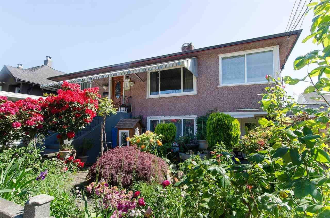 R2070009 - 2144 FERNDALE STREET, Hastings, Vancouver, BC - House/Single Family