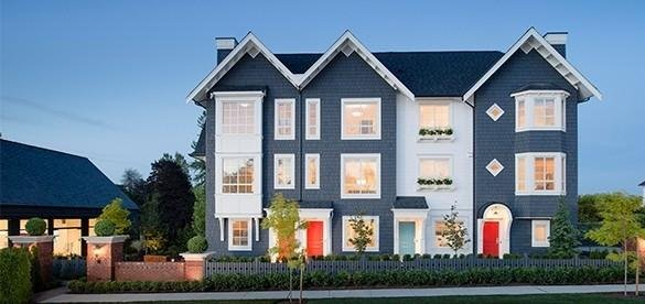 R2070127 - 54 8476 207A STREET, Langley City, Langley, BC - Townhouse