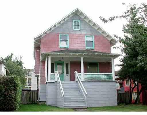 R2070259 - 2054 PANDORA STREET, Hastings, Vancouver, BC - House/Single Family