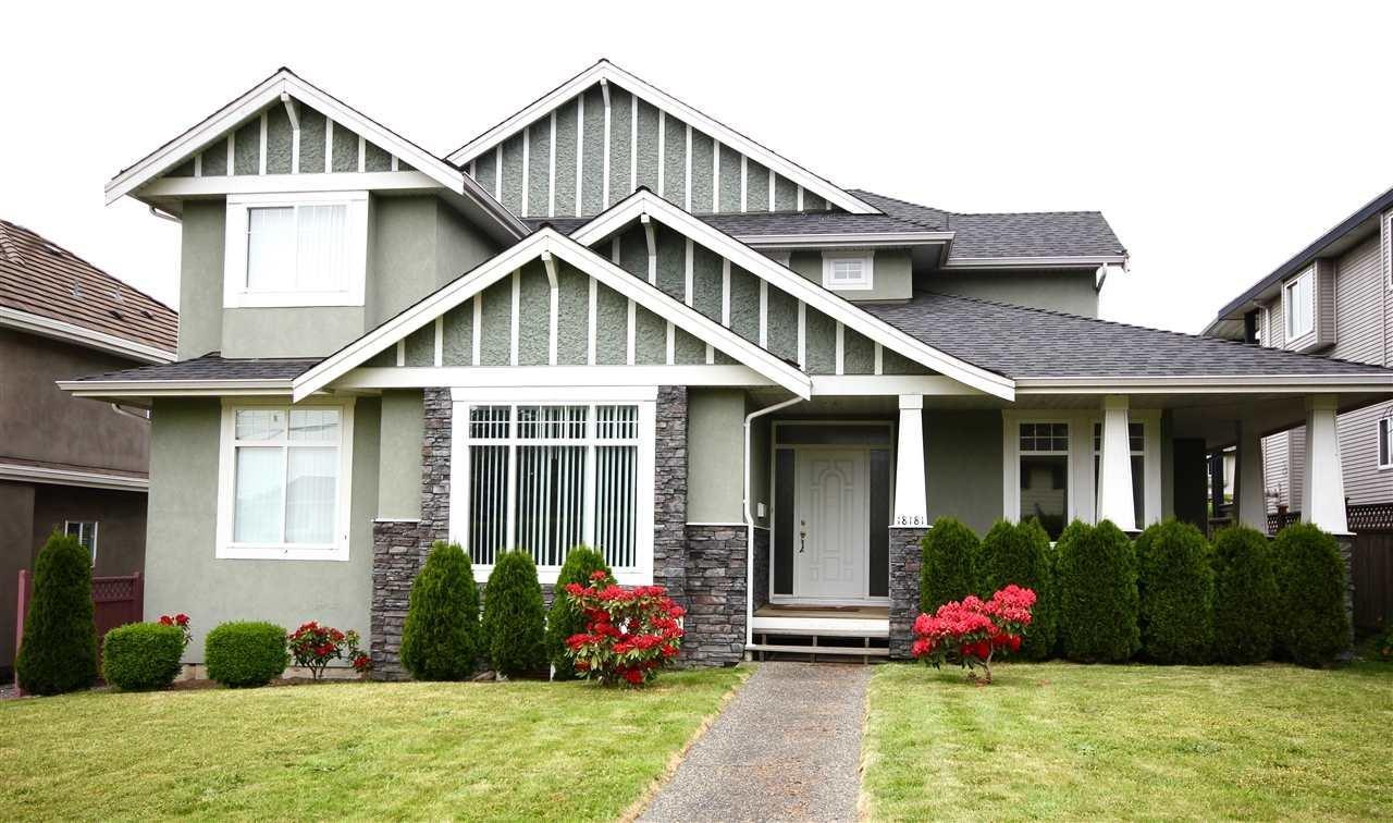 R2070722 - 18181 60 AVENUE, Cloverdale BC, Surrey, BC - House/Single Family