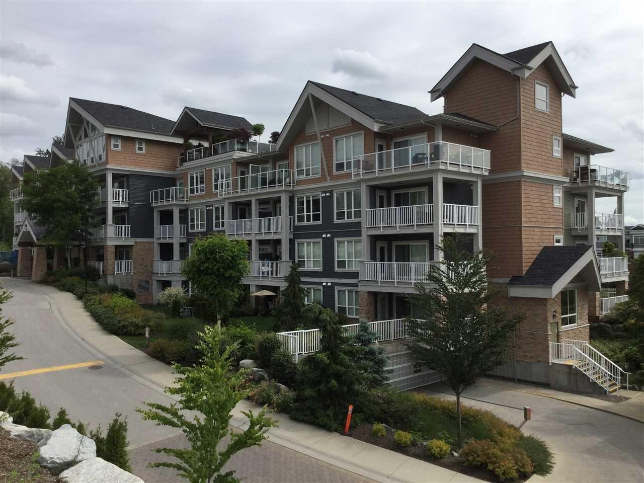 R2070774 - 407 6460 194 STREET, Clayton, Surrey, BC - Apartment Unit