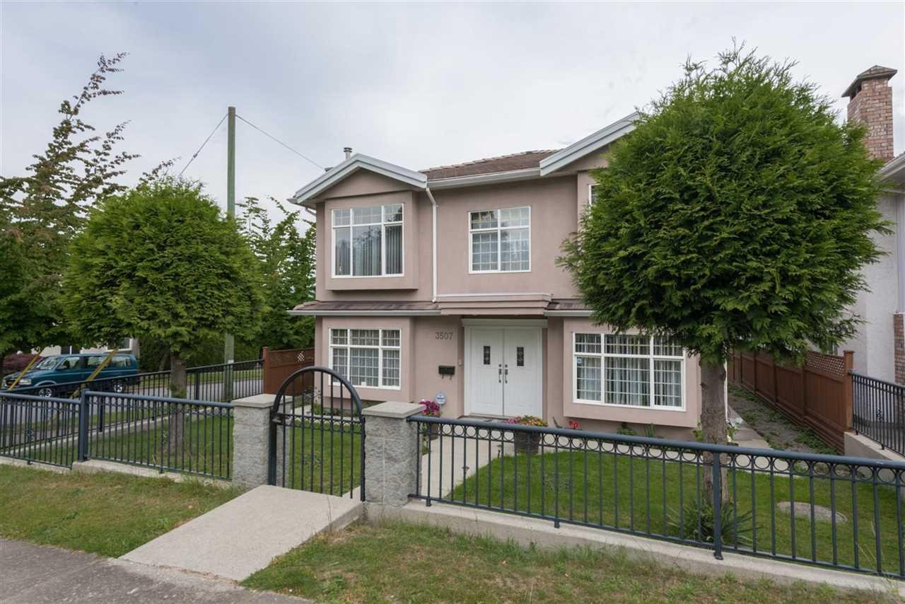 R2070919 - 3507 MATAPAN CRESCENT, Renfrew Heights, Vancouver, BC - House/Single Family