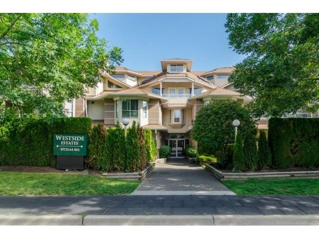 R2071131 - 106 19721 64 AVENUE, Willoughby Heights, Langley, BC - Apartment Unit