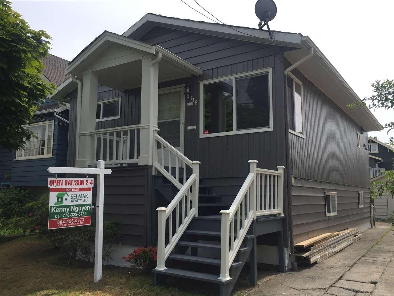 R2071203 - 2118 E 35TH AVENUE, Victoria VE, Vancouver, BC - House/Single Family