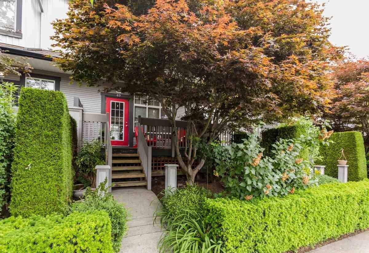 R2071283 - 69 18828 69 AVENUE, Clayton, Surrey, BC - Townhouse