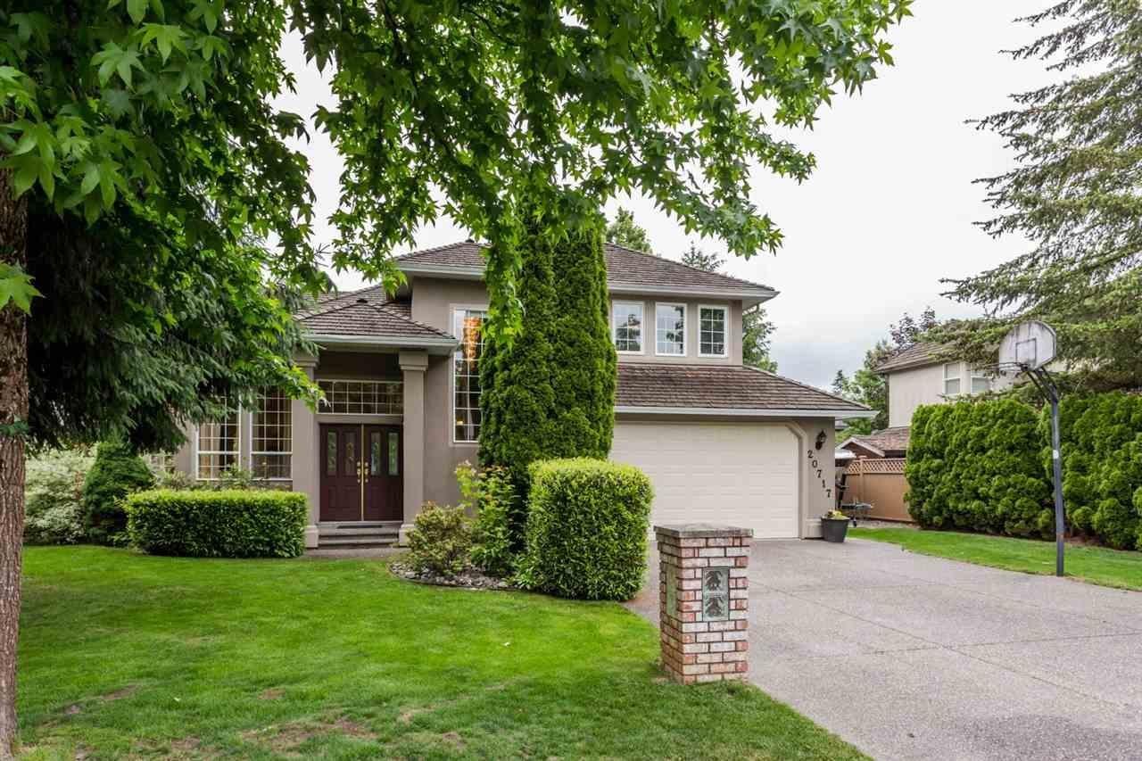 R2071423 - 20717 93A AVENUE, Walnut Grove, Langley, BC - House/Single Family