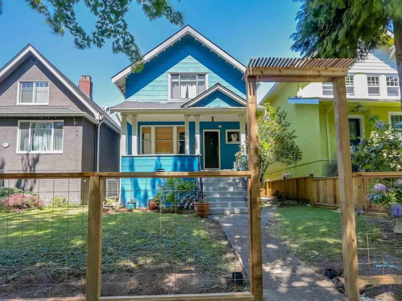 R2071745 - 835 E 19TH AVENUE, Fraser VE, Vancouver, BC - House/Single Family