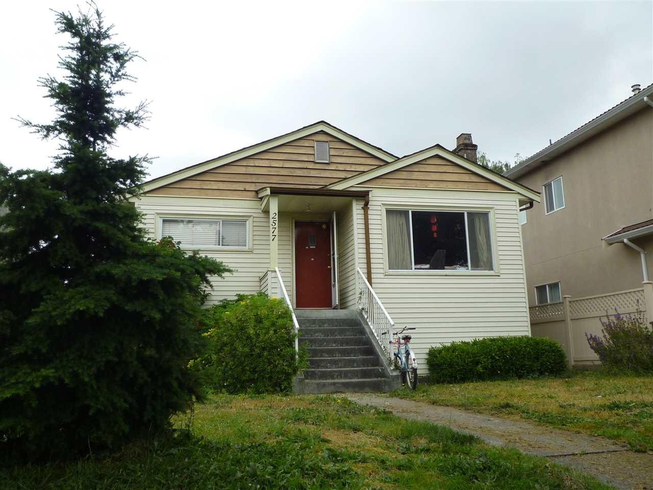 R2071771 - 2577 E 16TH AVENUE, Renfrew Heights, Vancouver, BC - House/Single Family