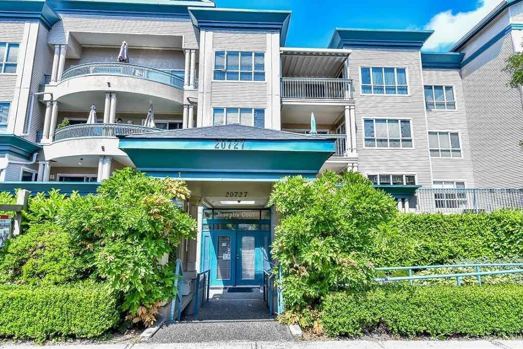 R2072026 - 210 20727 DOUGLAS CRESCENT, Langley City, Langley, BC - Apartment Unit