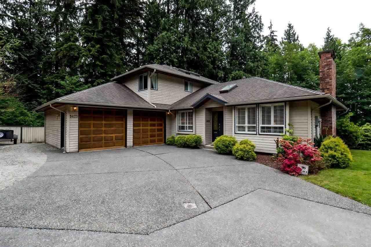 R2072194 - 1425 DEMPSEY ROAD, Lynn Valley, North Vancouver, BC - House/Single Family