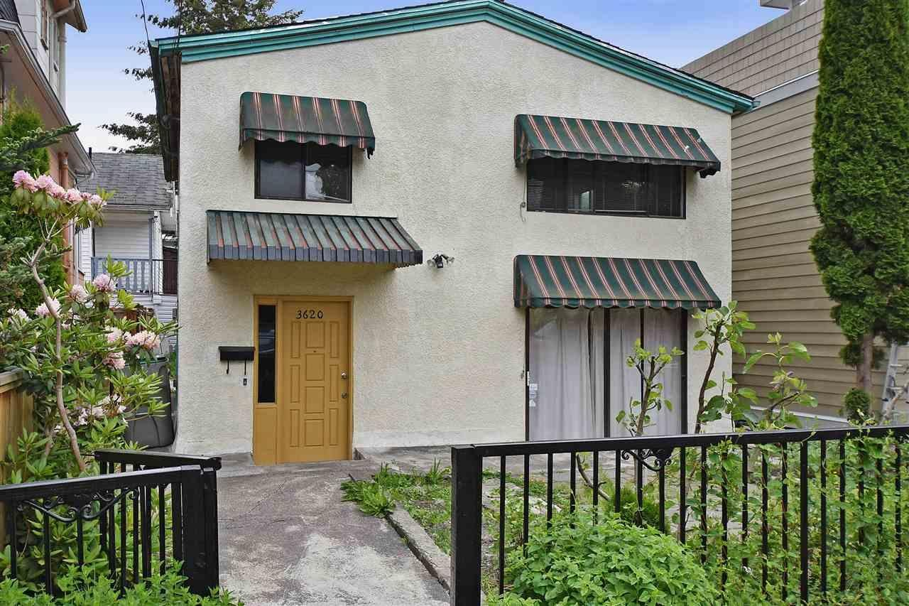 R2072386 - 3620 CAROLINA STREET, Fraser VE, Vancouver, BC - House/Single Family