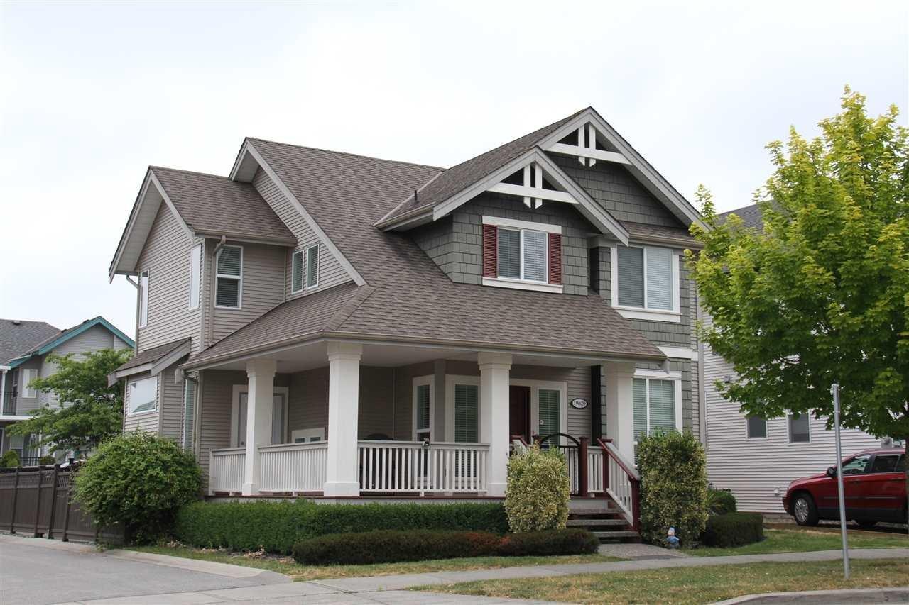 R2072437 - 19029 68B AVENUE, Clayton, Surrey, BC - House/Single Family