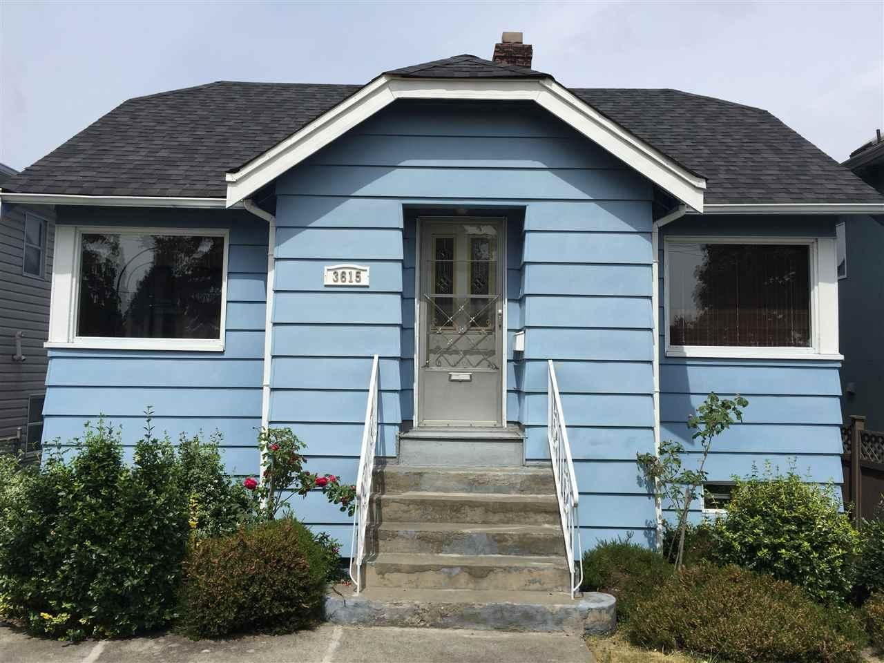 R2072901 - 3615 E 29TH AVENUE, Renfrew Heights, Vancouver, BC - House/Single Family