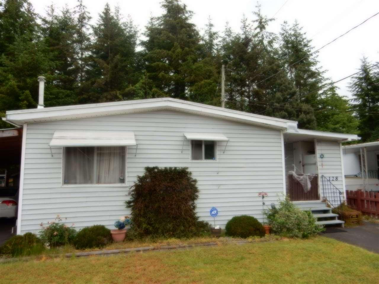 R2072922 - 128 3031 200 STREET, Brookswood Langley, Langley, BC - Manufactured