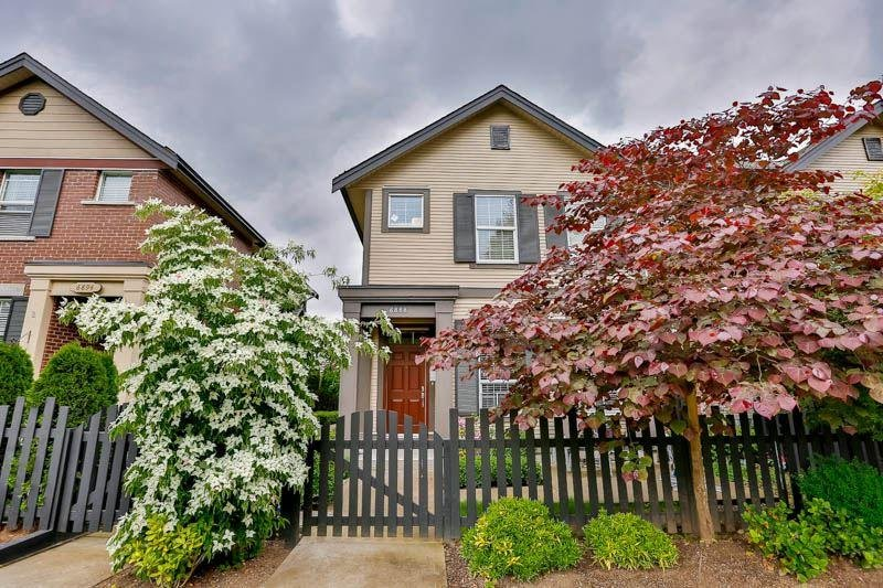 R2073071 - 1 6888 208 STREET, Willoughby Heights, Langley, BC - Townhouse