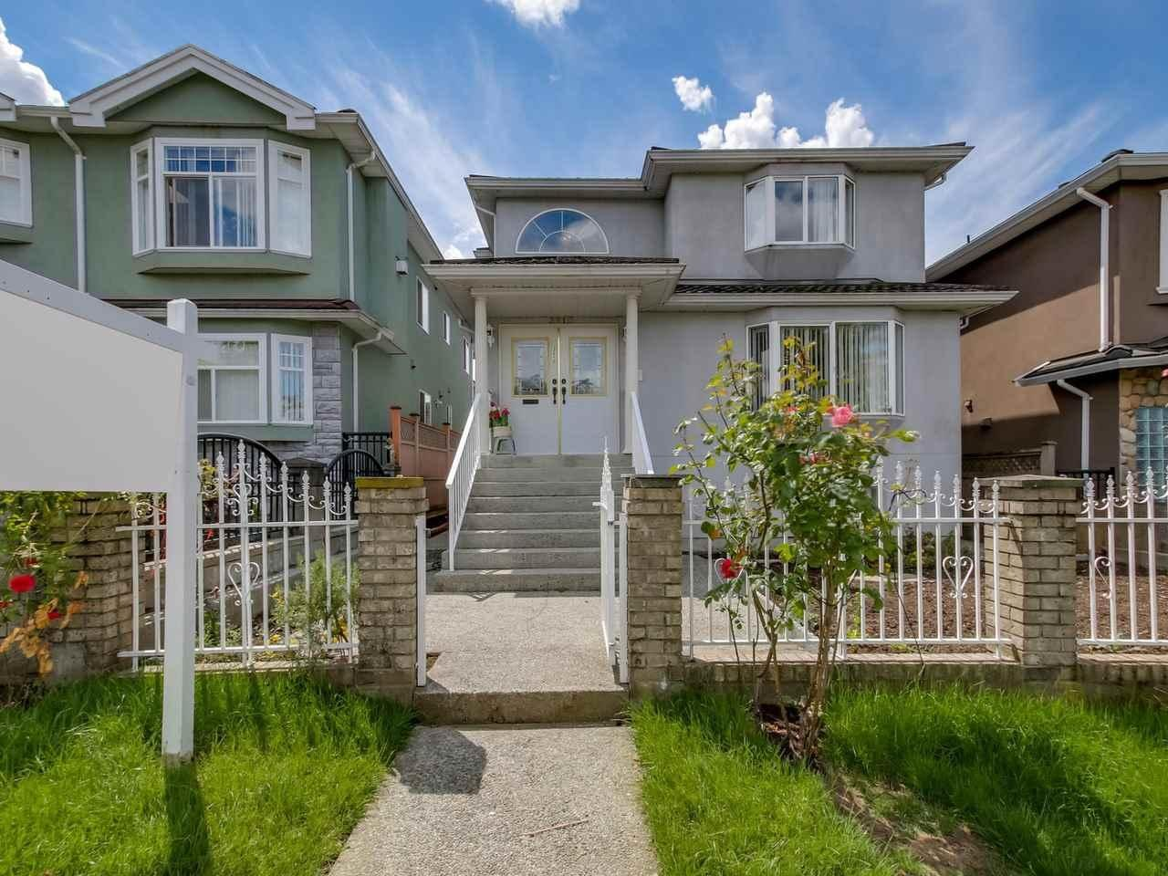 R2073087 - 3210 E 23RD AVENUE, Renfrew Heights, Vancouver, BC - House/Single Family