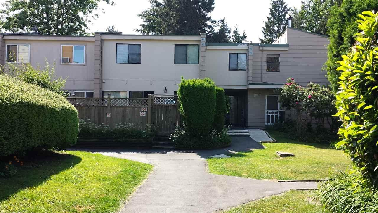 R2073101 - 63 10525 153 STREET, Guildford, Surrey, BC - Townhouse