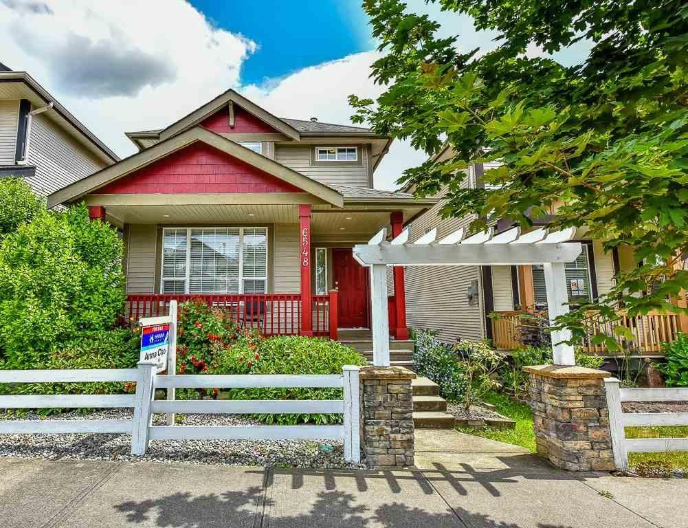 R2073163 - 6548 193 STREET, Clayton, Surrey, BC - House/Single Family