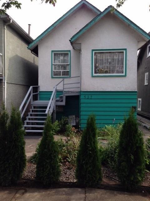 R2073251 - 522 E 18TH AVENUE, Fraser VE, Vancouver, BC - House/Single Family