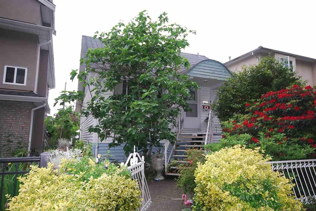 R2073552 - 2765 E 27TH AVENUE, Renfrew Heights, Vancouver, BC - House/Single Family