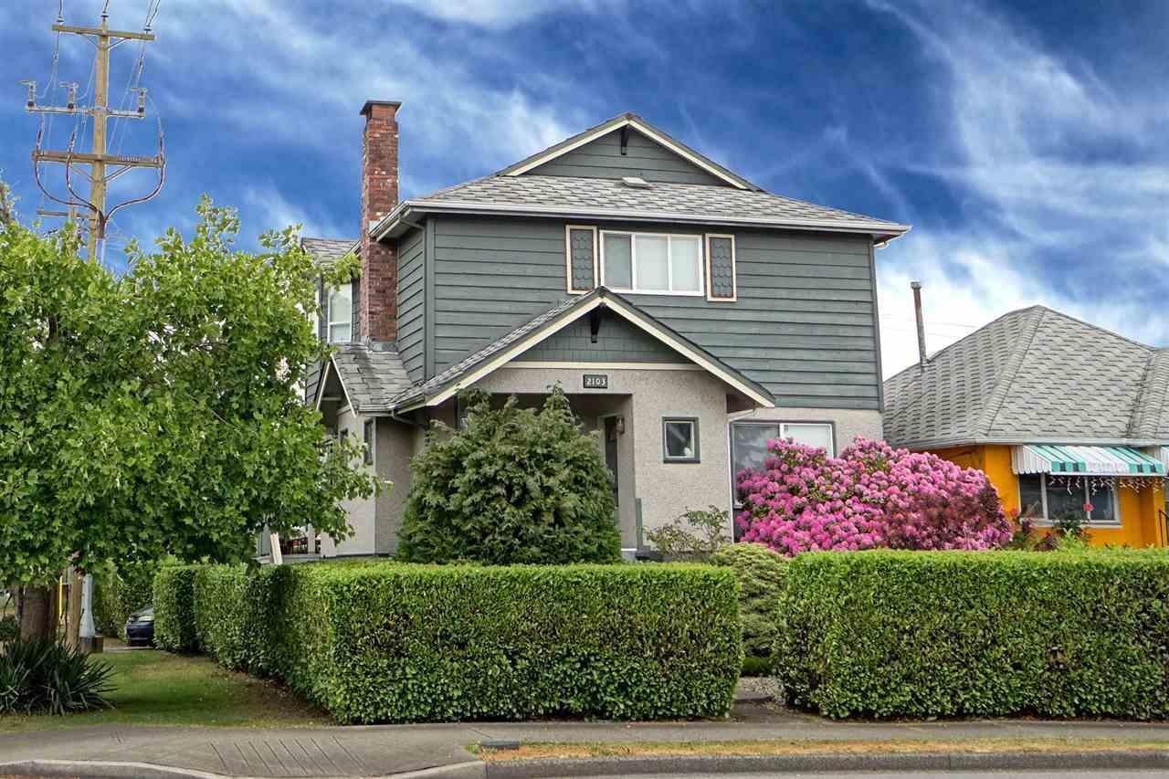 R2073662 - 2103 E 33RD AVENUE, Victoria VE, Vancouver, BC - House/Single Family