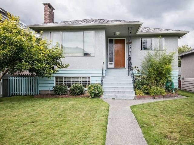 R2073918 - 3587 E 25TH AVENUE, Renfrew Heights, Vancouver, BC - House/Single Family