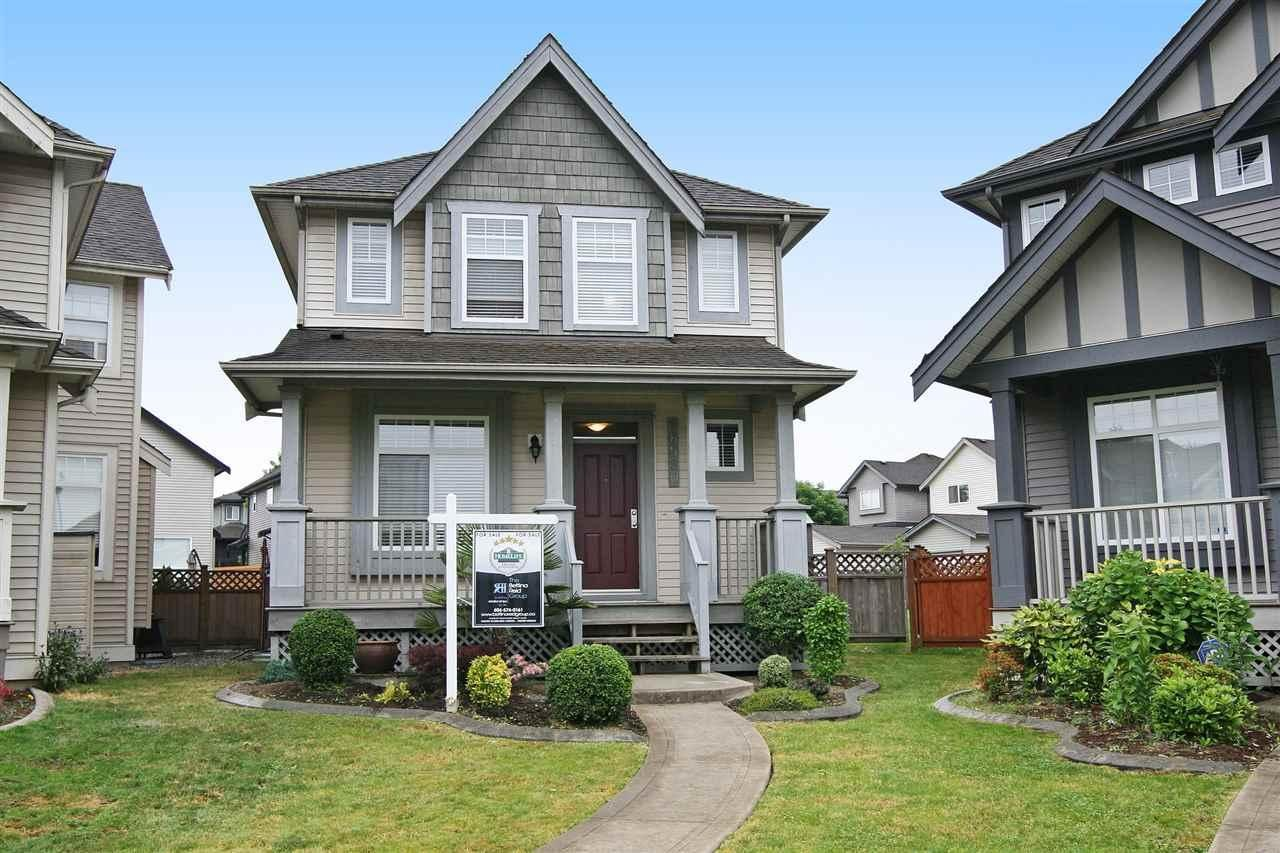 R2074227 - 18580 67A AVENUE, Cloverdale BC, Surrey, BC - House/Single Family