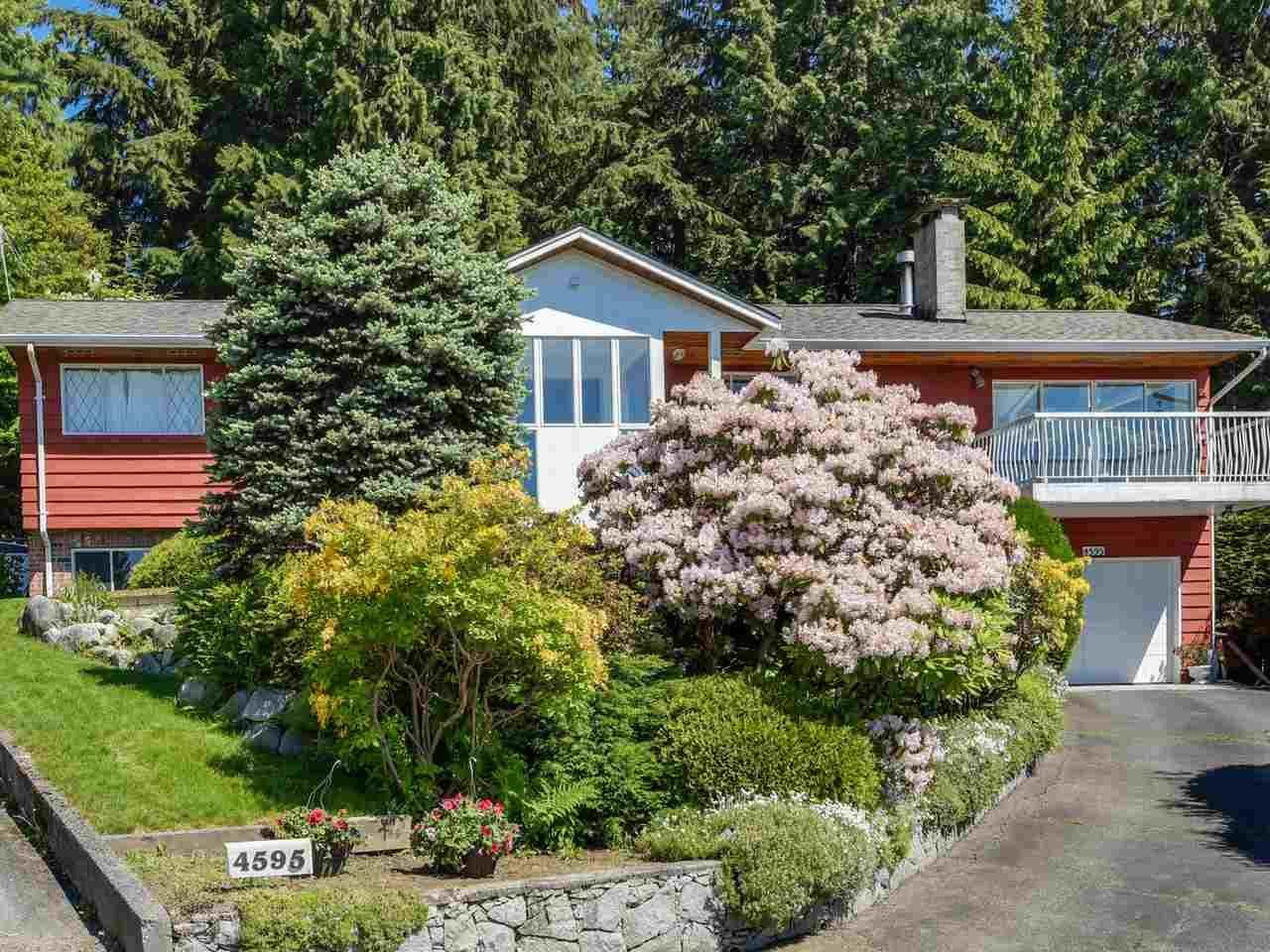 R2074776 - 4595 MEADOWBANK CLOSE, Lynn Valley, North Vancouver, BC - House/Single Family