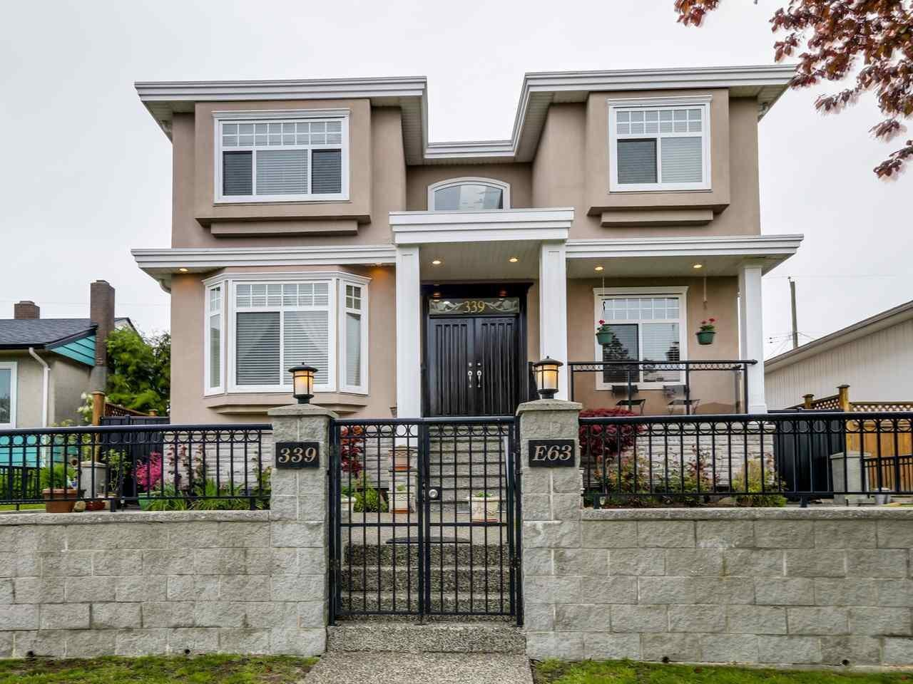 R2074840 - 339 E 63RD AVENUE, South Vancouver, Vancouver, BC - House/Single Family