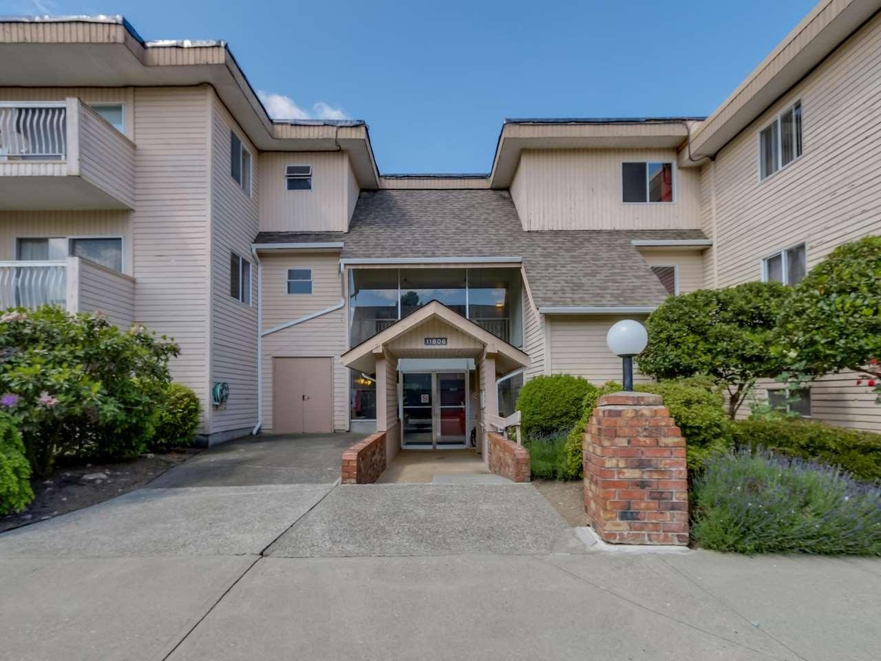 R2075097 - 107 11806 88 AVENUE, Annieville, Delta, BC - Apartment Unit