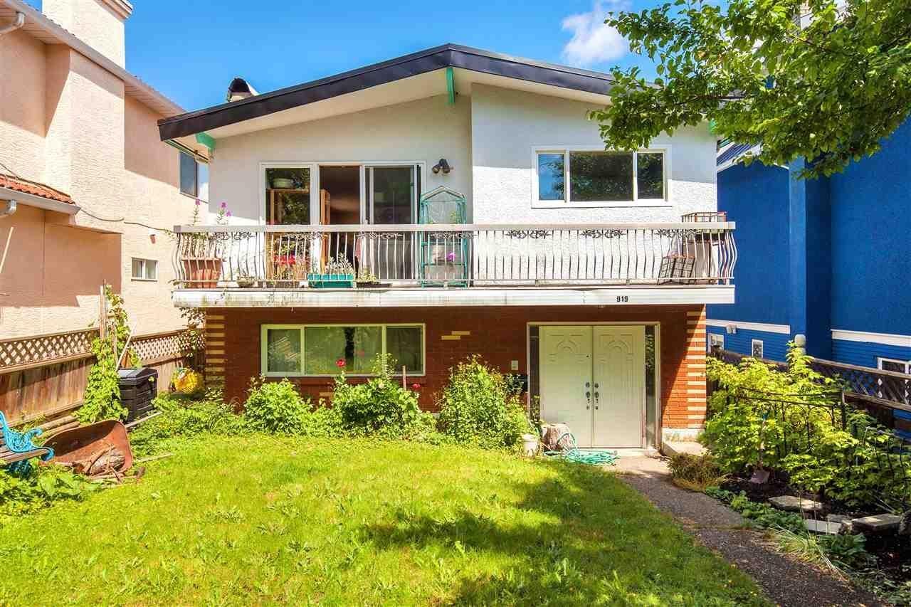 R2075407 - 919 E 27TH AVENUE, Fraser VE, Vancouver, BC - House/Single Family