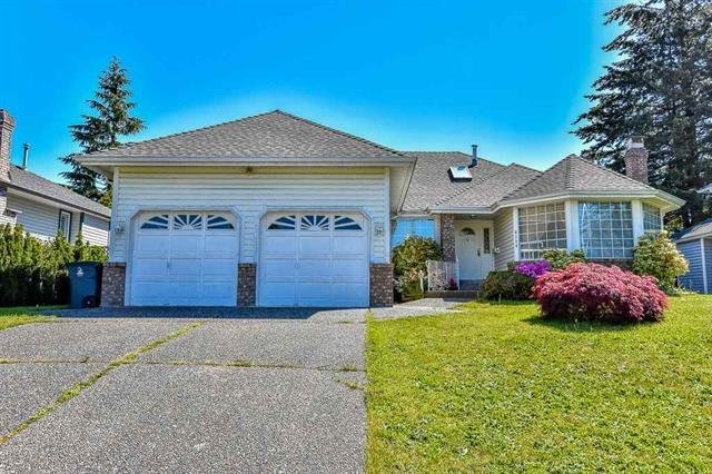 R2075607 - 6328 124 STREET, Panorama Ridge, Surrey, BC - House/Single Family