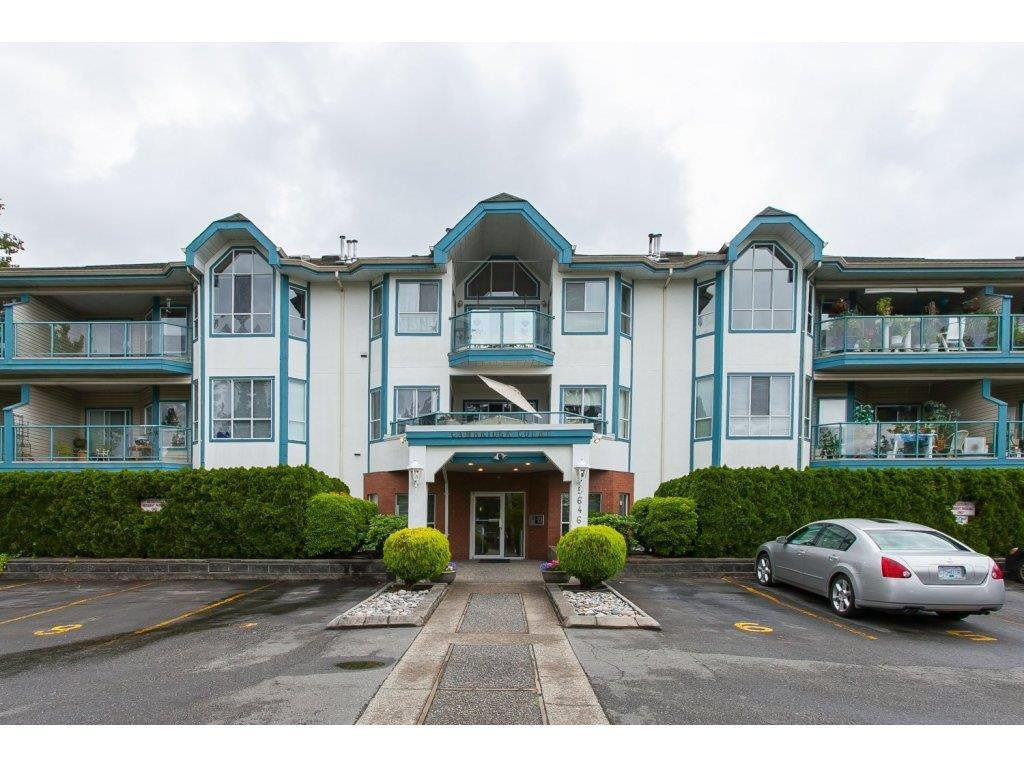 R2075622 - 201 5646 200 STREET, Langley City, Langley, BC - Apartment Unit