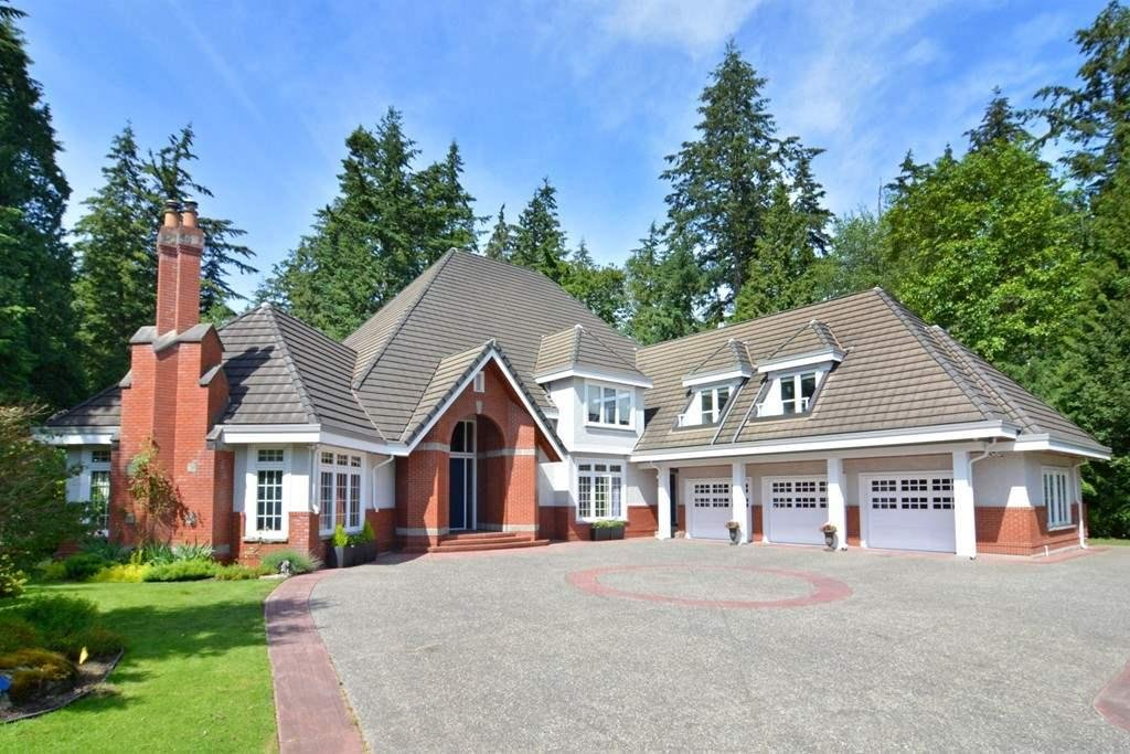 R2076343 - 2199 179 STREET, Hazelmere, Surrey, BC - House/Single Family