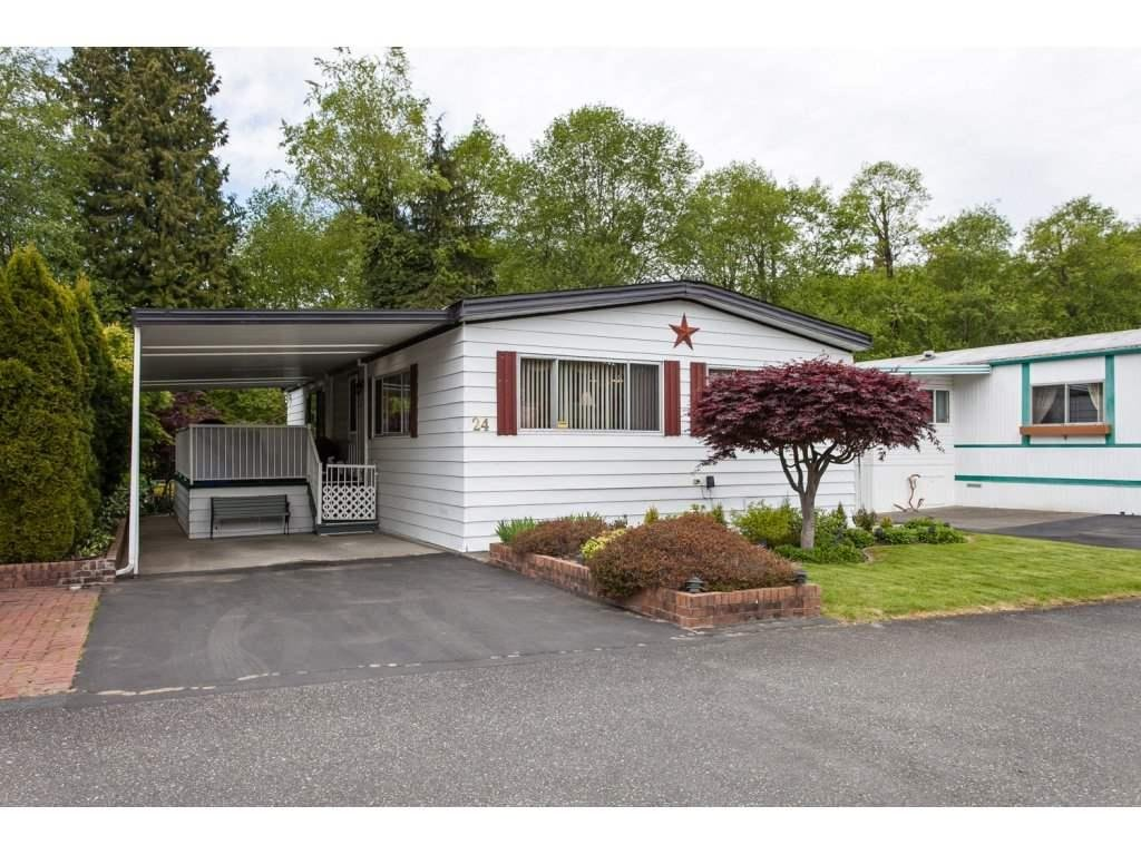 R2077044 - 24 2315 198 STREET, Brookswood Langley, Langley, BC - Manufactured