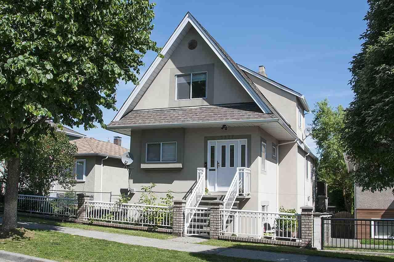 R2078214 - 3377 E 27TH AVENUE, Renfrew Heights, Vancouver, BC - House/Single Family