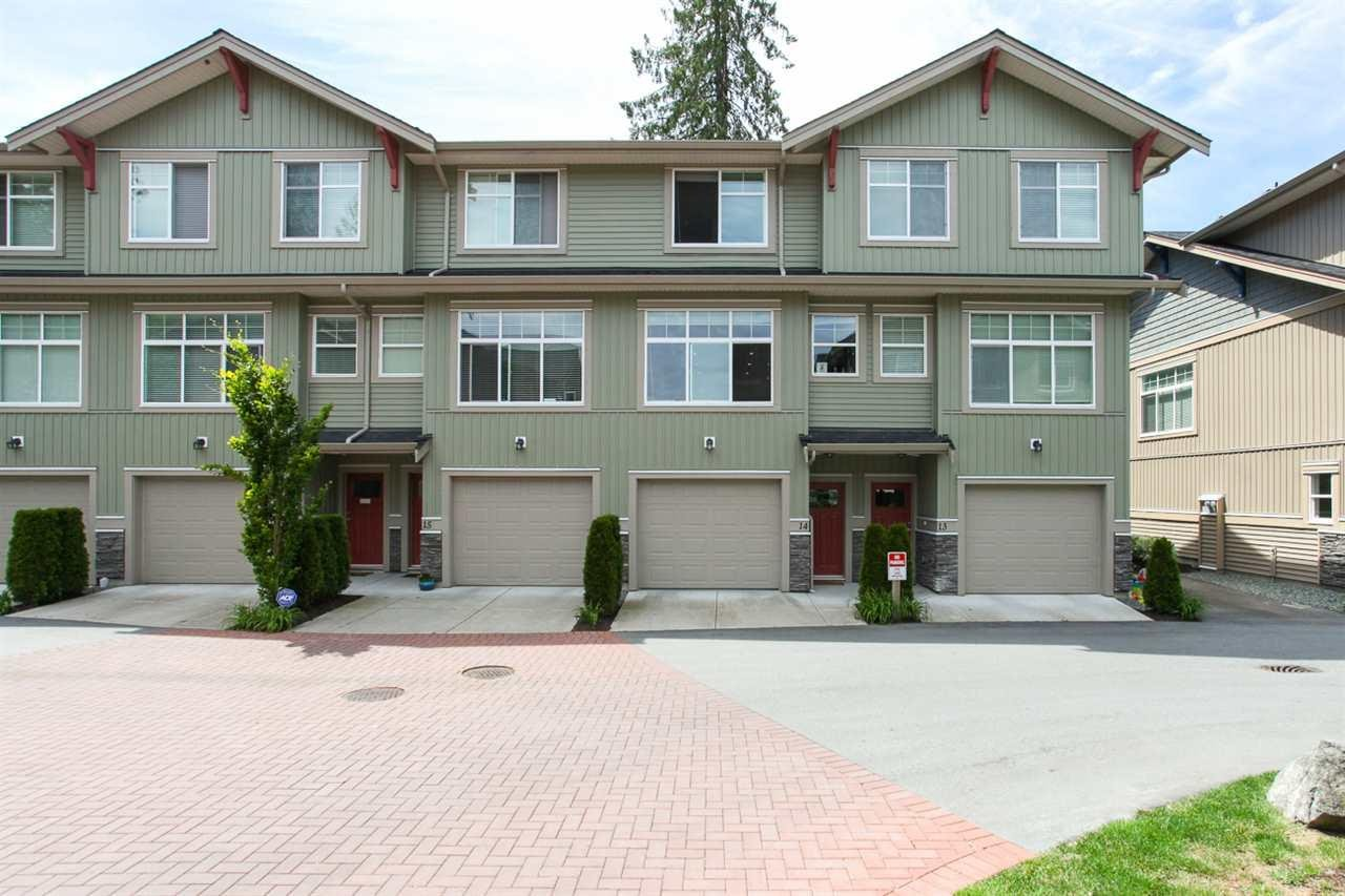 R2078284 - 14 20966 77A AVENUE, Willoughby Heights, Langley, BC - Townhouse