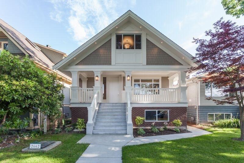 R2078769 - 2662 ETON STREET, Hastings East, Vancouver, BC - House/Single Family