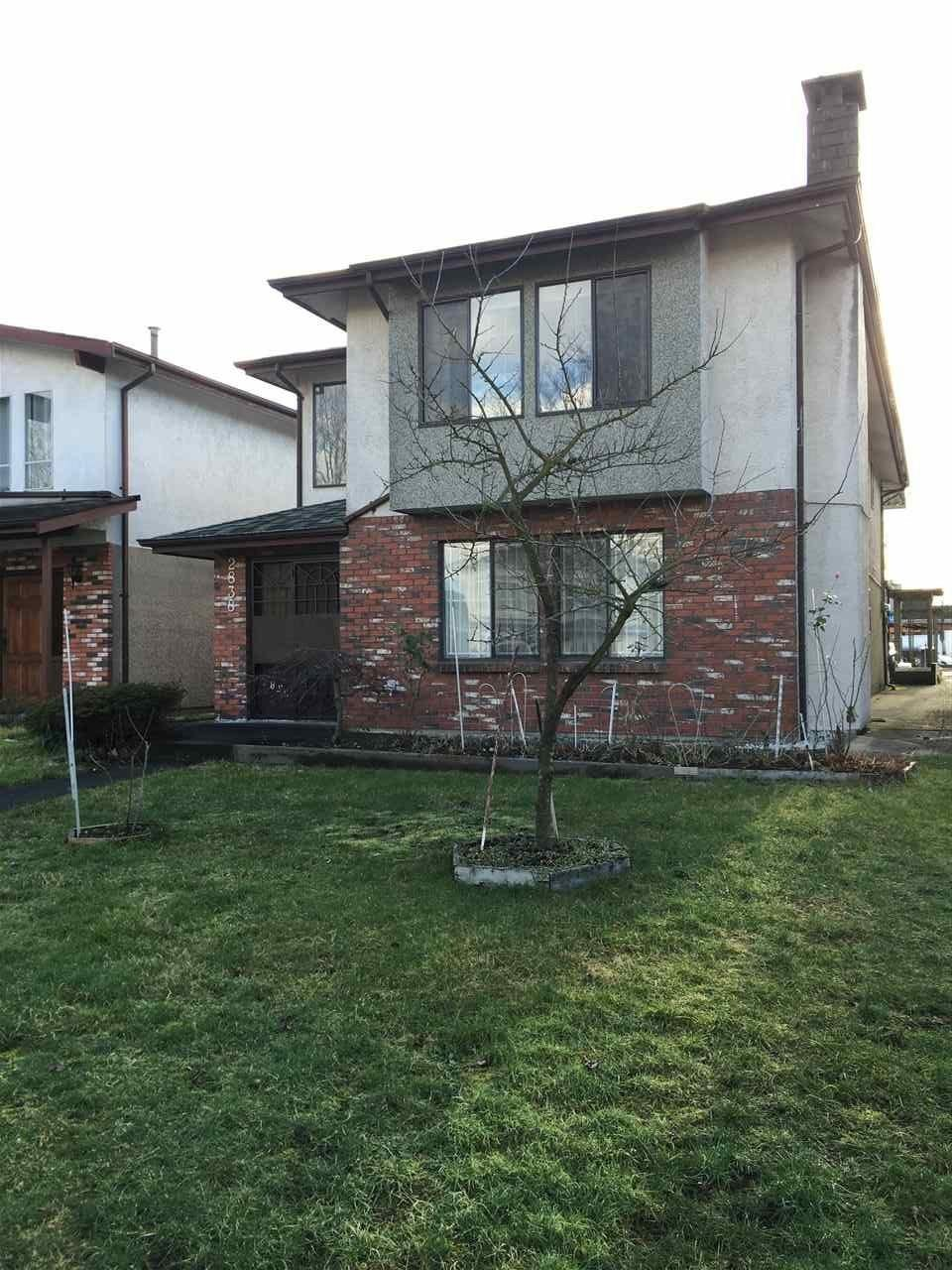 R2078849 - 2838 FRANKLIN STREET, Hastings East, Vancouver, BC - House/Single Family