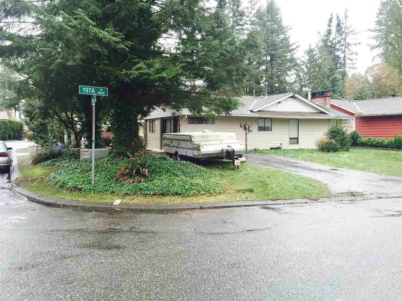 R2078977 - 19750 46A AVENUE, Langley City, Langley, BC - House/Single Family