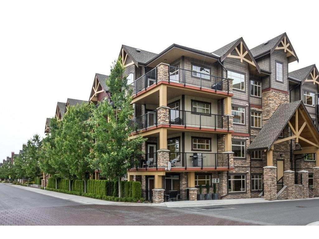 R2079081 - 402 8328 207A STREET, Willoughby Heights, Langley, BC - Apartment Unit