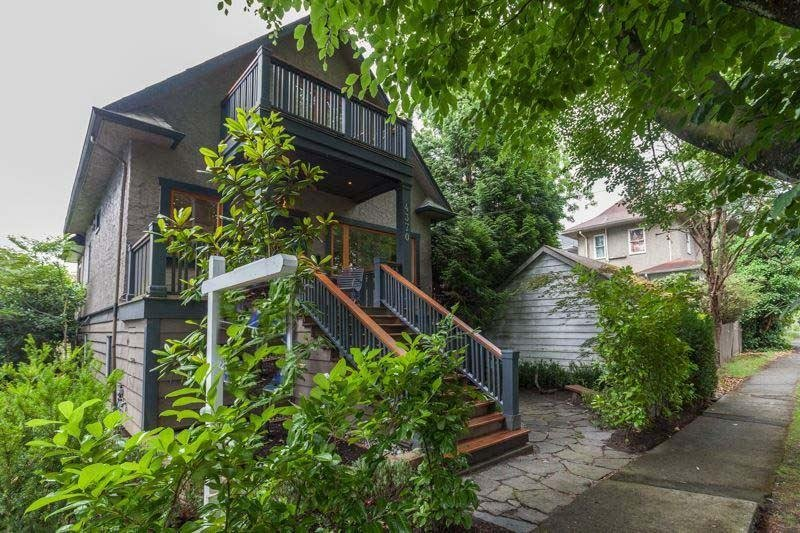 R2079322 - 4370 QUEBEC STREET, Main, Vancouver, BC - House/Single Family