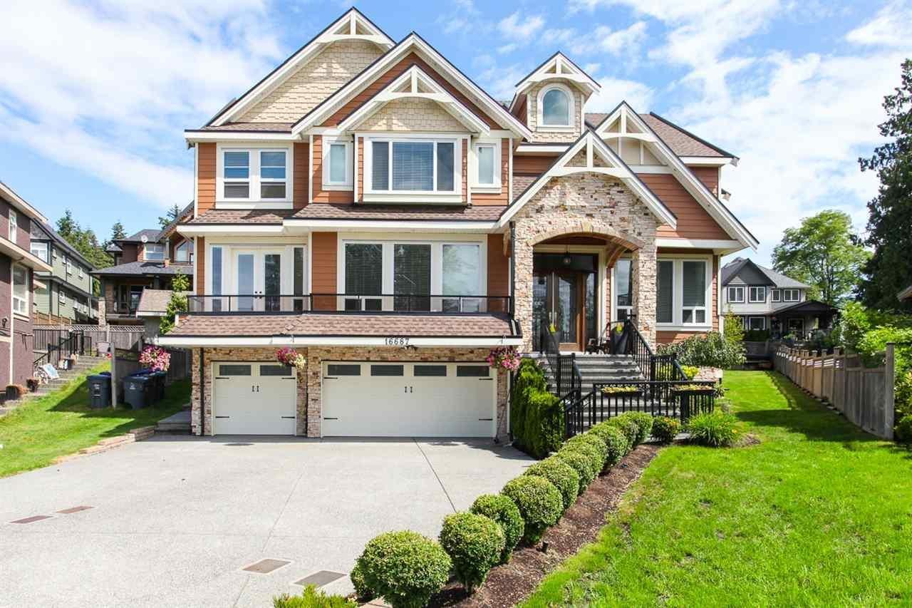 R2079503 - 16687 57 AVENUE, Cloverdale BC, Surrey, BC - House/Single Family