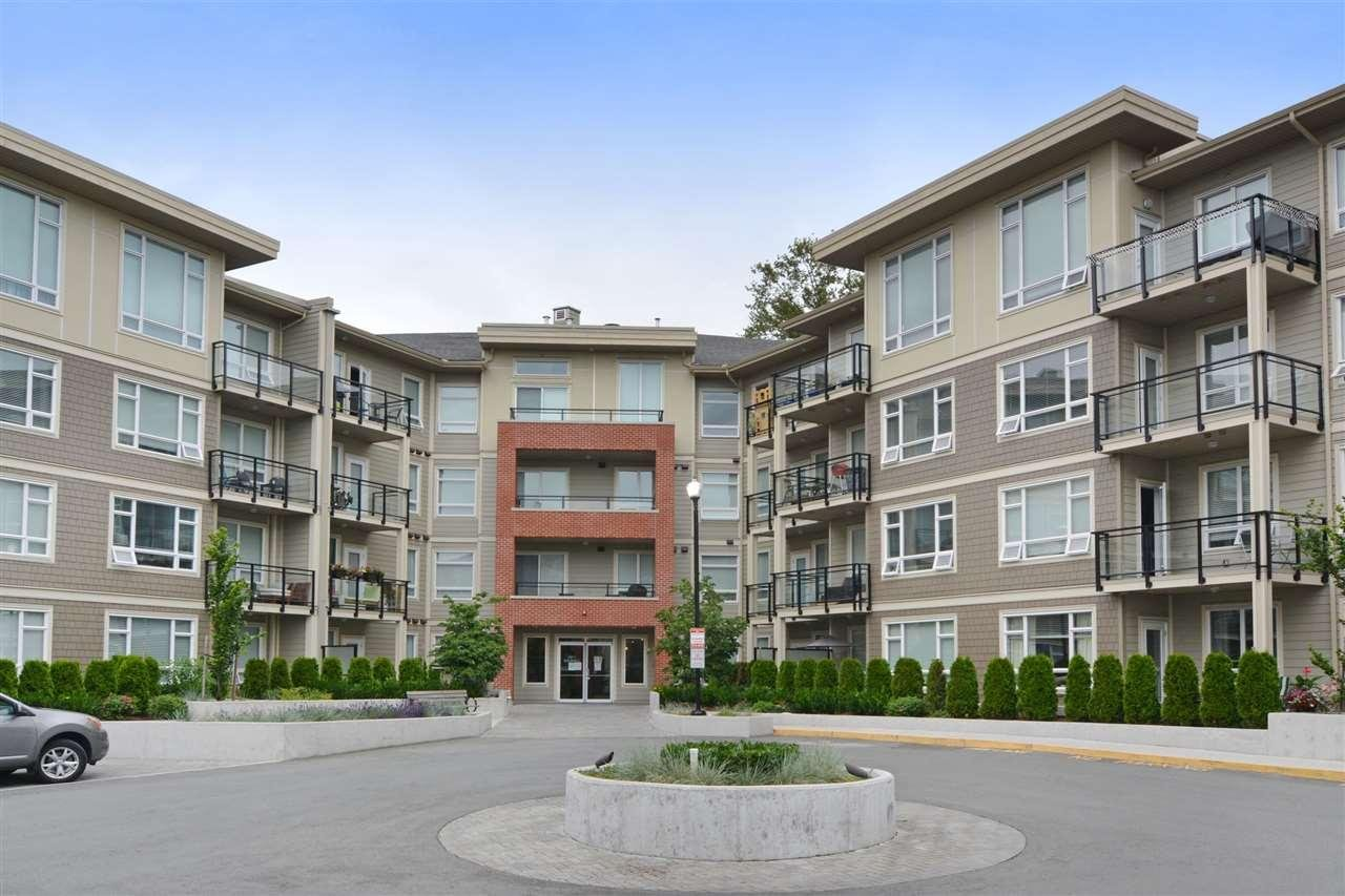 R2079804 - C415 20211 66 AVENUE, Willoughby Heights, Langley, BC - Apartment Unit