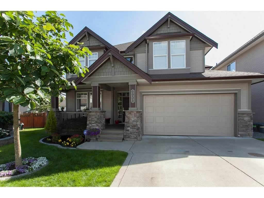 R2079870 - 6933 197 STREET, Willoughby Heights, Langley, BC - House/Single Family